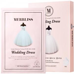 Wedding Dress Intense Hydration Coating Nude Seal Mask (5EA)