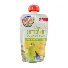Earth's Best Organic ButterNut Squash Pear Puree Pouch (6mth+)