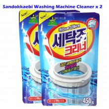[Twins Pack] Sandokkaebi Washing Machine Cleaner