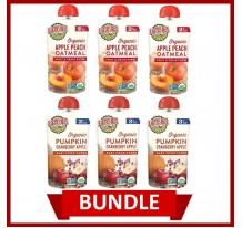 Earth's Best Organic Mix Pouches (Pack of 6)