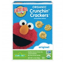 Earth's Best Crunchin' Crackers Original