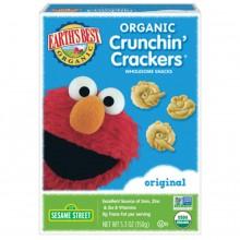 Earth's Best Crunchin' Crackers Original